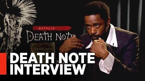 Netflix interview Lakeith Stanfield