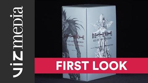 Death Note All-in-One Edition First Look