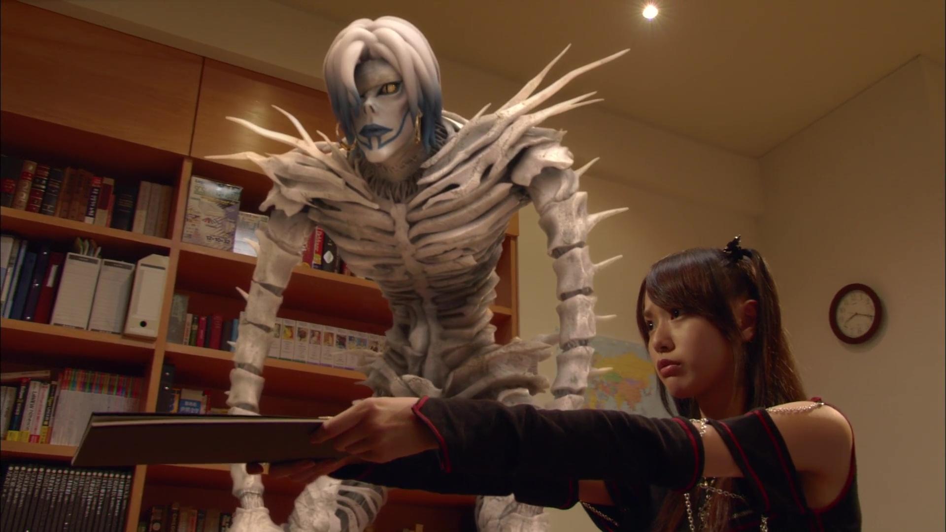 Image - DNote2 Rem 500.jpg | Death Note Wiki | FANDOM ...