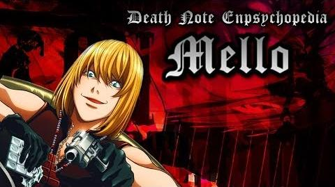 Mello Death Note Character Spotlight feat. GeneralJReviews