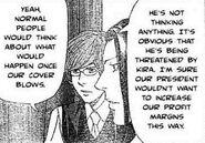 Namikawa's explanation