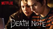 Netflix title card Light Mia