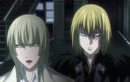 Halle and Mello anime