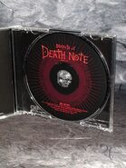Sound of Death Note the Last name disc photo