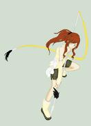 Mythical creature hunter by tsubaki bases-d53xuy1