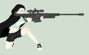 Sniper by tsubaki bases-d50piis