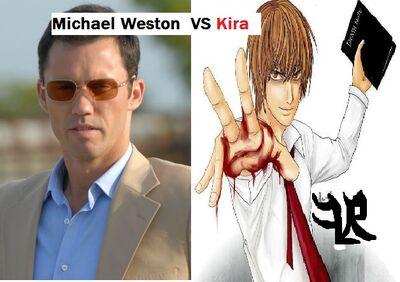 Micheal VS Kira