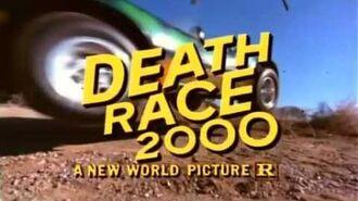 DEATH RACE 2000 (1975) Official Trailer
