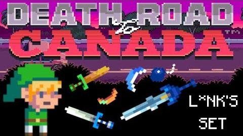 Death Road to Canada Item Guide L*nk's Set