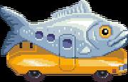 Vehicle Fish