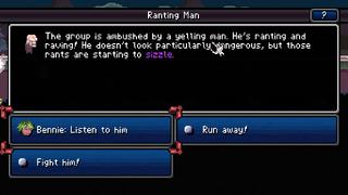 DR2C - ranting man