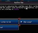 Ranting Man