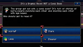 It's a graphic novel, NOT a comic book