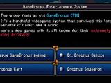 GameBronus Entertainment System
