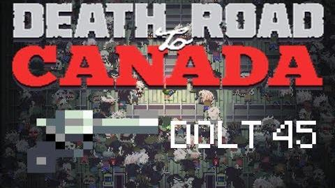 Death road to Canada Item Guide- Dolt 45