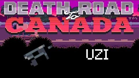Death Road to Canada Item Guide Uzi