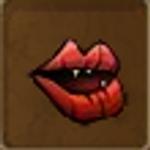 Vicious chicken lips