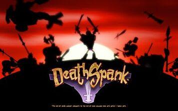 Death spank thongs