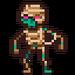Sprite entities foe mummy 01