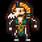Sprite entities foe pharaoh 01