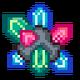Sprite item relic meteor piece
