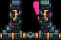 Setpiece portal frame arcanium