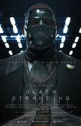 Death Stranding Poster Die-Hardman