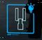 Zip-line 2 Sign