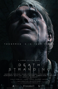 Death Stranding Poster Cliff