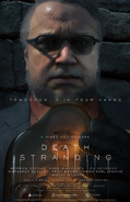 Death Stranding Poster Deadman