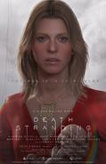 Death Stranding Poster Amelie