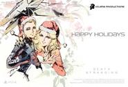 Happy Holidays 2018 Winter
