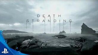 Death Stranding - E3 2016 Moments PS4