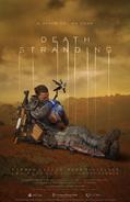 Death Stranding Poster Sam 3