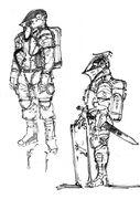 Ludens early sketch art 03