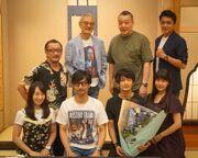 Death Stranding elenco japonés
