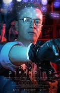 Death Stranding Poster Heartman