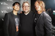 Kojima del Toro and Reedus TGA 2017