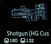 Shotgun HG fab menu
