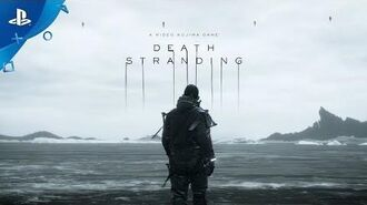 Death Stranding Launch Trailer PS4