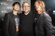 Kojima, Del Toro y Reedus TGA 2017