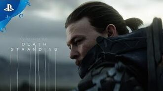 Death Stranding - The Drop Promotional Trailer PS4
