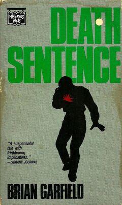 Death Sentence Novel