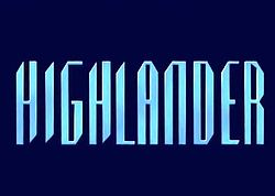 Highlander titles