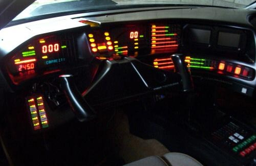 Kitt-Dashboard