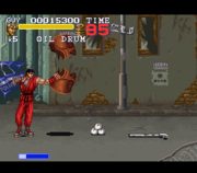 Final fight3 test