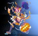 Rosetta pumpkinmask armor break