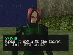 Deception ii Sylvia