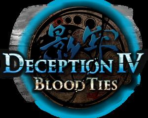 Deception iv logo
