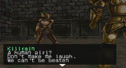 Deception ii Killrain